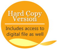 Hard Copy version includes access to digital file as well